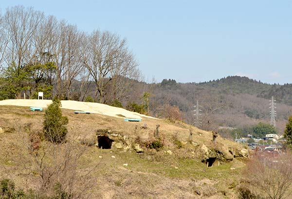 隠居山遺跡2