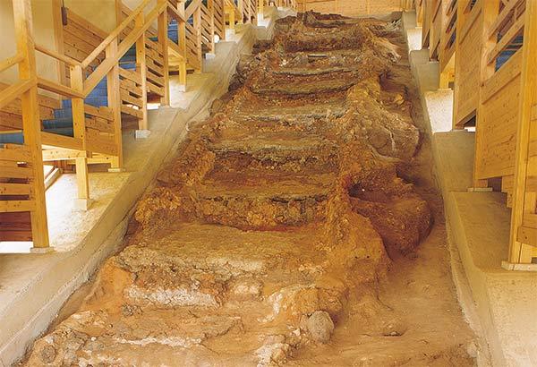 元屋敷陶器窯跡の写真2